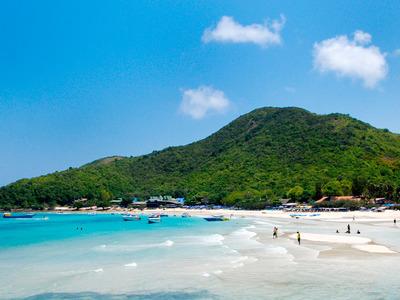 Du lịch Thái Lan - Bãi biển Pattaya